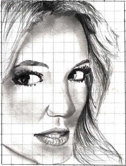 Britney Spears par Leena